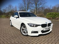 2015 BMW 3 SERIES 2.0 318D M SPORT 4d 141 BHP £15620.00
