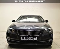 USED 2010 60 BMW 5 SERIES 3.0 525D SE 4d AUTO 202 BHP + 1 OWNER +  SAT NAV + AIR CON + AUX + BLUETOOTH