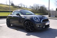 USED 2013 13 MINI COUPE 1.6 COOPER S 2d 181 BHP £3620 Additional Specification