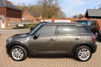 USED 2012 62 MINI COUNTRYMAN 1.6 COOPER D ALL4 5d 112 BHP Full Mini Service History