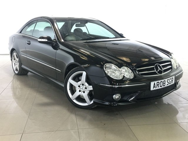 View our 2008 08 MERCEDES-BENZ CLK 3.0 CLK320 CDI SPORT 2d 222 BHP
