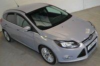 2011 FORD FOCUS 1.6 ZETEC TDCI 5d 113 BHP £5490.00