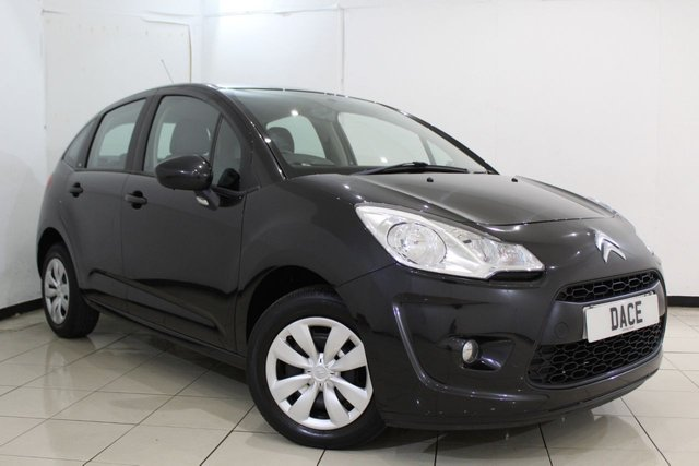 View our 2010 10 CITROEN C3 1.1 VT 5DR 60 BHP