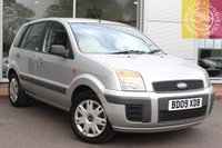 USED 2009 09 FORD FUSION 1.4 STYLE PLUS 5d 80 BHP