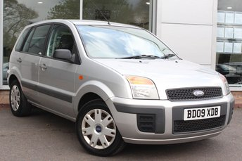 2009 FORD FUSION 1.4 STYLE PLUS 5d 80 BHP £2000.00
