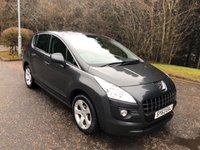 USED 2013 63 PEUGEOT 3008 1.6 E-HDI ACTIVE 5d 115 BHP AUTO 6 MONTHS PARTS+ LABOUR WARRANTY+AA COVER