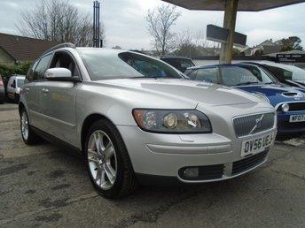 2006 VOLVO V50 2.0 D SE 5d 135 BHP £2995.00