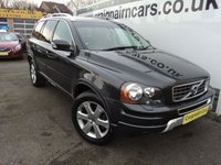 USED 2013 13 VOLVO XC90 2.4 D5 SE AWD 5d AUTO 200 BHP One Titled Owner Full Volvo Dealer History