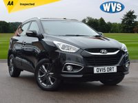 USED 2015 15 HYUNDAI IX35 1.6 GDI SE BLUE DRIVE 5d 133 BHP Here we have a lovely low mileage 2015 Hyundai IX35 1.6 SE Blue drive in black with just 25000 miles at a very keen price, just £11499.