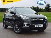 2015 HYUNDAI IX35 1.6 GDI SE BLUE DRIVE 5d 133 BHP £11499.00