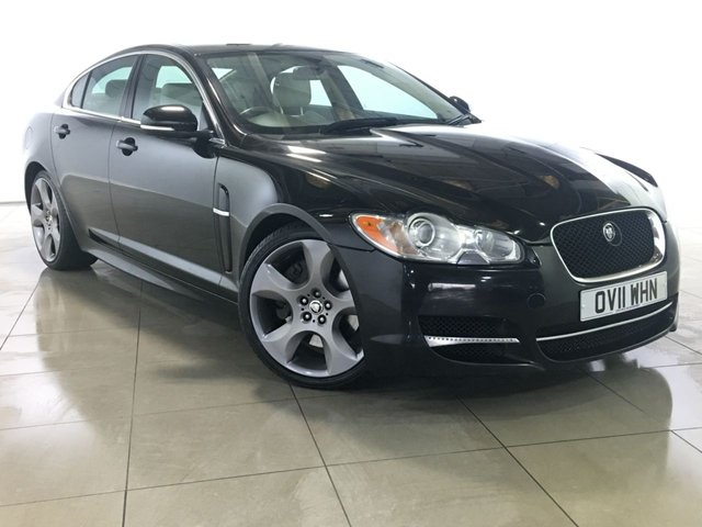 View our 2011 11 JAGUAR XF 3.0 V6 S PREMIUM LUXURY 4d 275 BHP