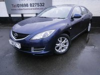 USED 2008 08 MAZDA 6 1.8 TS 5d 120 BHP LARGE 5dr HATCH