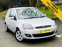 USED 2007 07 FORD FIESTA 1.4 ZETEC CLIMATE 16V 3d 80 BHP ANY INSPECTION WELCOME ---- ALWAYS SERVICED ON TIME EVERY TIME AND SERVICED MAINLY BY SAME DEALERSHIP THROUGHOUT ITS LIFE,NO EXPENSE SPARED, KEPT TO A VERY HIGH STANDARD THROUGHOUT ITS LIFE, A REAL TRIBUTE TO ITS PREVIOUS OWNER, LOOKS AND DRIVES REALLY NICE IMMACULATE CONDITION THROUGHOUT, MUST BE SEEN FOR THE PRICE BARGAIN BE QUICK, 6 MONTHS WARRANTY AVAILABLE,DEALER FACILITIES,WARRANTY,FINANCE,PART EX,FIRST TO SEE WILL BUY BARGAIN