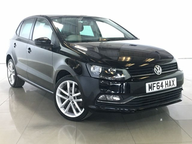 View our 2014 64 VOLKSWAGEN POLO 1.2 SEL TSI 5d 109 BHP