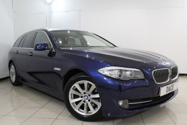 View our 2011 11 BMW 5 SERIES 3.0 530D SE TOURING 5DR AUTOMATIC 242 BHP