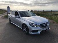 2014 MERCEDES-BENZ E CLASS 2.1 E250 CDI AMG Sport 5dr 7G-Tronic Estate 5d £19995.00