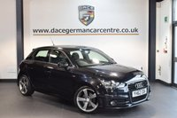USED 2013 62 AUDI A1 1.6 SPORTBACK TDI S LINE 5DR 105 BHP + HALF LEATHER INTERIOR + EXCELLENT SERVICE HISTORY + BLUETOOTH + SPORT SEATS +AUXILIARY PORT + HEATED MIRRORS + 16 INCH ALLOY WHEELS +