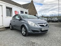 USED 2009 59 VAUXHALL CORSA Active ecoFLEX 1.3 CDTi 3dr ( 75 bhp ) One Owner From New, Low Mileage, Full Vauxhall Service History