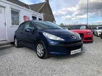 USED 2009 09 PEUGEOT 207 Van 1.4 HDi 3dr ( 68 bhp ) Very Clean Van with No VAT To Pay