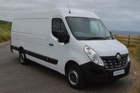 2015 RENAULT MASTER 2.3 MML35 BUSINESS DCI S/R P/V 1d 125 BHP £11995.00