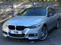 USED 2014 64 BMW 3 SERIES 2.0 320D XDRIVE M SPORT 4d AUTO 181 BHP