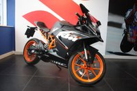 USED 2015 65 KTM RC 125 ***RACE REPLICA***