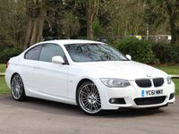 USED 2011 61 BMW 3 SERIES 3.0 335I M SPORT 2d AUTO 302 BHP £328 PCM With £1699 Deposit