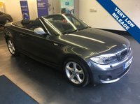 2012 BMW 1 SERIES 2.0 118D EXCLUSIVE EDITION 2d 141 BHP £11995.00