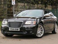 USED 2014 14 CHRYSLER 300C 3.0 CRD EXECUTIVE 4d AUTO 236 BHP