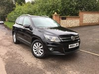 USED 2014 64 VOLKSWAGEN TIGUAN 2.0 MATCH TDI BLUEMOTION TECHNOLOGY 5d 139 BHP PLEASE CALL TO VIEW