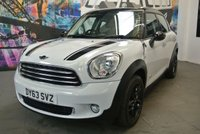 USED 2013 63 MINI COUNTRYMAN 1.6 COOPER D ALL4 5d 112 BHP