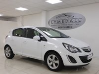 USED 2014 64 VAUXHALL CORSA 1.2 SXI 5d 83 BHP SUPERB OVERALL CONDITION, LOW RUNNING COSTS, 1 YR MOT