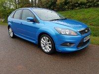 2009 FORD FOCUS 1.6 ZETEC S S/S 5d 113 BHP £SOLD