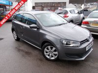 USED 2010 10 VOLKSWAGEN POLO 1.4 SE 3d 85 BHP FINANCE AVAILABLE, FULLY SERVICED,NEW MOT,6X MONTHS WARRANTY