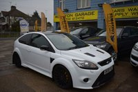 USED 2009 59 FORD FOCUS 2.5 RS 3d 300 BHP THE CAR FINANCE SPECIALIST