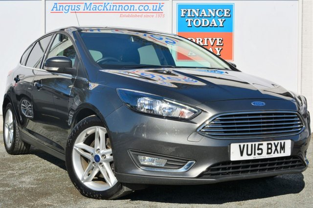 2015 15 FORD FOCUS 1.5 TITANIUM 5d in Lovely Condition Family Hatchback