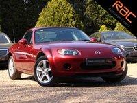 USED 2007 57 MAZDA MX-5 1.8 I ROADSTER 2d 125 BHP