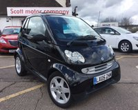 USED 2005 05 SMART CITY COUPE 0.7 PULSE SOFTIP 2d AUTO 61 BHP