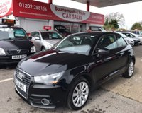 2011 AUDI A1 1.6 TDI SPORT ONLY 76,000 MILES 1 FORMER KEEPER   £6995.00