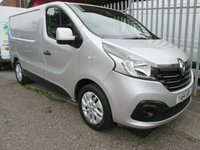 USED 2015 64 RENAULT TRAFIC SL27 DCi SPORT Energy 120 *AIR CON + SAT NAV* AIR CON - SAT NAV - 21000 MILES ONLY