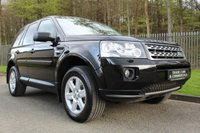 2012 LAND ROVER FREELANDER 2 2.2 TD4 GS 5d 150 BHP £13950.00