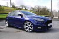 USED 2015 15 FORD FOCUS 2.0 ST-2 TDCI 5d 183 BHP 1 OWNER