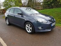 USED 2011 61 FORD FOCUS 1.6 ZETEC TDCI 5d 113 BHP **1 OWNER**£20 ROAD FUND**SUPERB DRIVE**