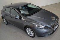 2013 VOLVO V40 2.0 D3 SE LUX NAV 5d AUTO 148 BHP £11250.00