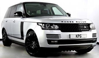 2013 LAND ROVER RANGE ROVER 3.0 TD V6 Vogue 4X4 (s/s) 5dr £44995.00