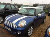 USED 2007 07 MINI HATCH COOPER 1.6 COOPER 3d 118 BHP just came into stock more photos and video to follow !!! need more info please feel free to give us a call on 01536 402161