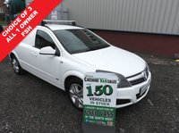 USED 2011 11 VAUXHALL ASTRA 1.7 CDTI SPORTIVE 100 BHP 1 OWNER FROM NEW FSH  1 OWNER FROM NEW FULL SERVICE HISTORY