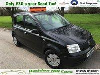 2009 FIAT PANDA 1.1 ACTIVE ECO 5d 54 BHP £2550.00