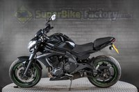 USED 2014 64 KAWASAKI ER-6N 650cc ALL TYPES OF CREDIT ACCEPTED OVER 500 BIKES IN STOCK
