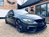 2015 BMW 4 SERIES 3.0 430D M SPORT 2d AUTO 255 BHP £22490.00